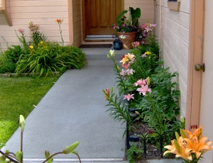 Patios, Decks and Walkways